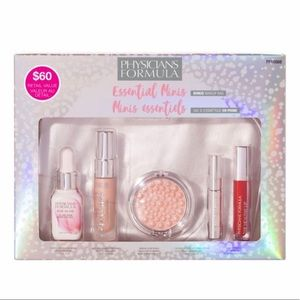 PHYSICIANS FORMULA ESSENTIAL MINIS SET New LE